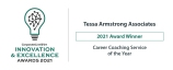 Tessa Armstrong Associates Corporate Live Wire Award